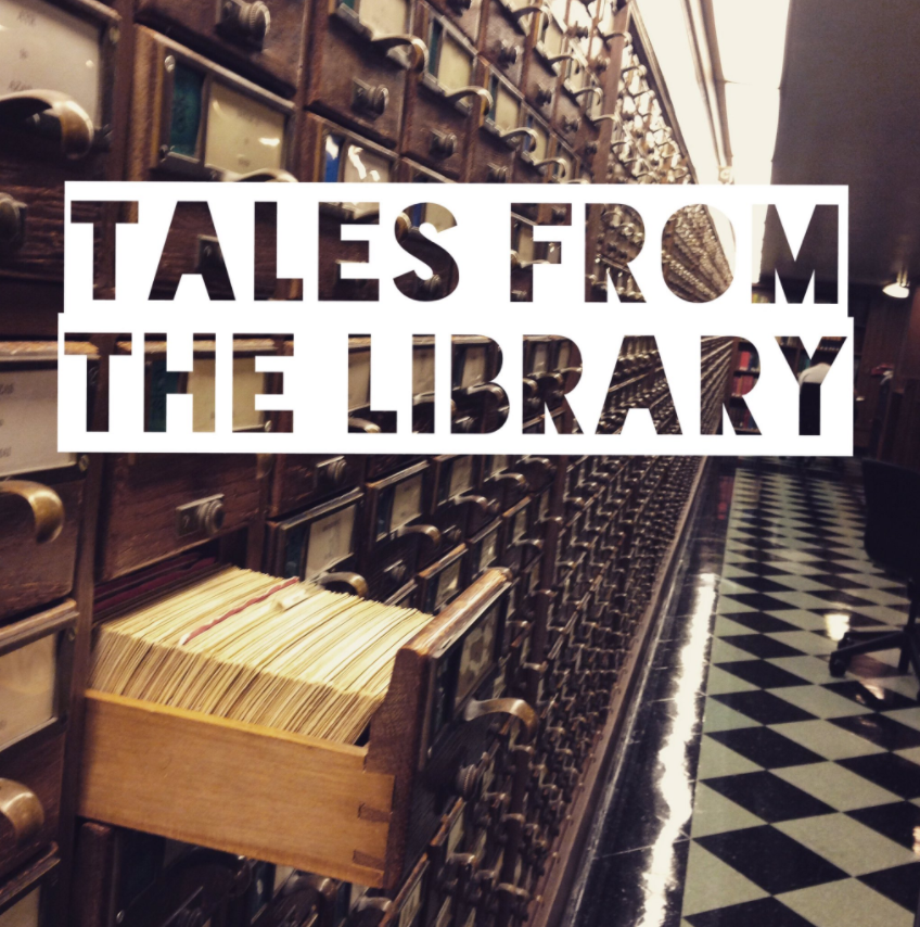 Tales from The Library: A growing collection of library love stories