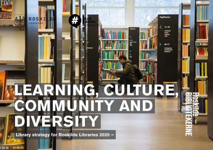 0_Cover_Library strategy for Roskilde Libraries 2020
