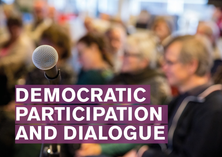 6_Democratic participation and dialogue